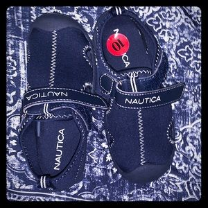 Nautica toddler summer shoes